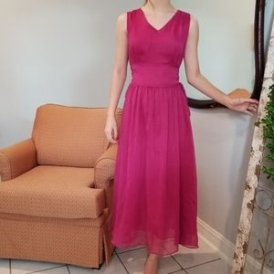 Carya Zara Fuchsia dress